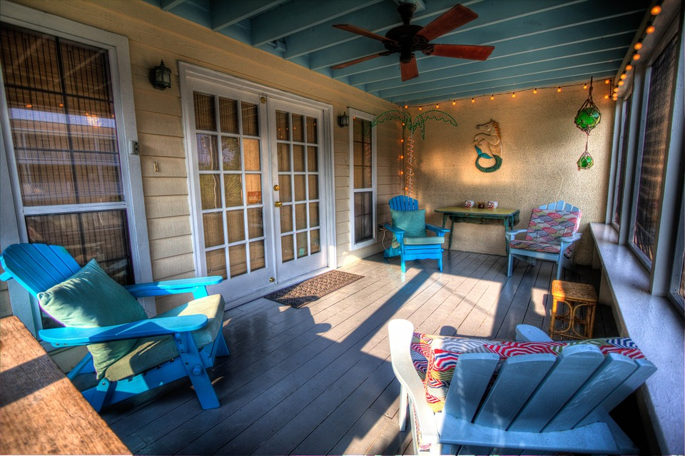 Da balcone a veranda senza abusi edilizi